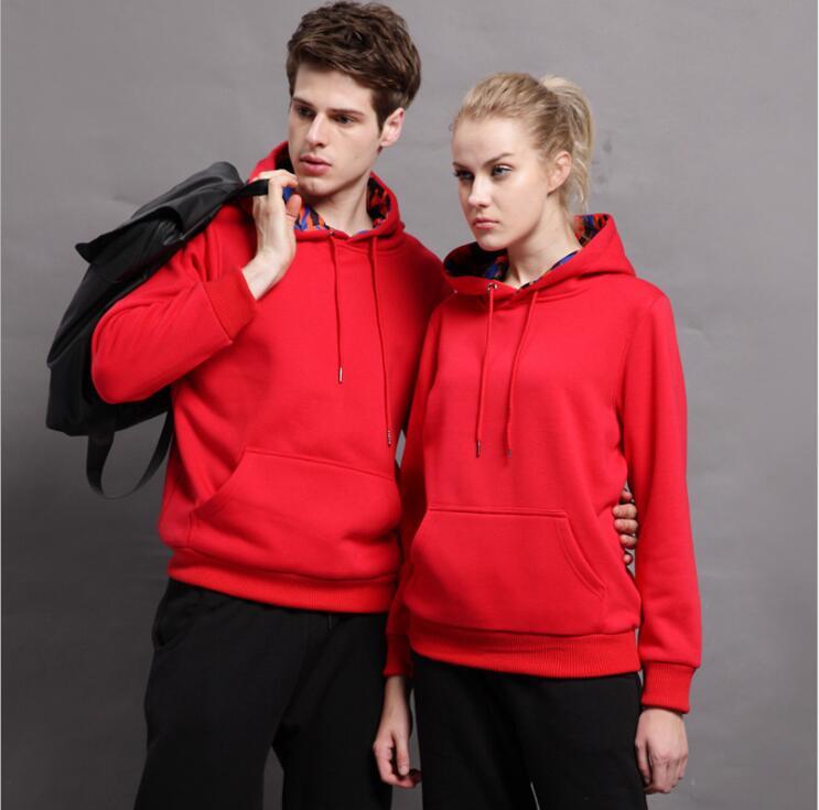 2019 New Winter Autumn Men's Fleece Hoodies Jackets Coats Fashion Casual Mens Warm Hooded Jackets Coats