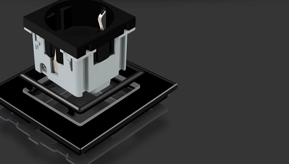 Mecanismo eléctrico táctil inteligente