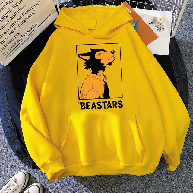 BEASTARS LEGOSHI THEMED HOODIE (21 VARIAN)