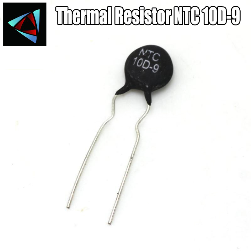 16pcs Thermal Resistor NTC 10D-9