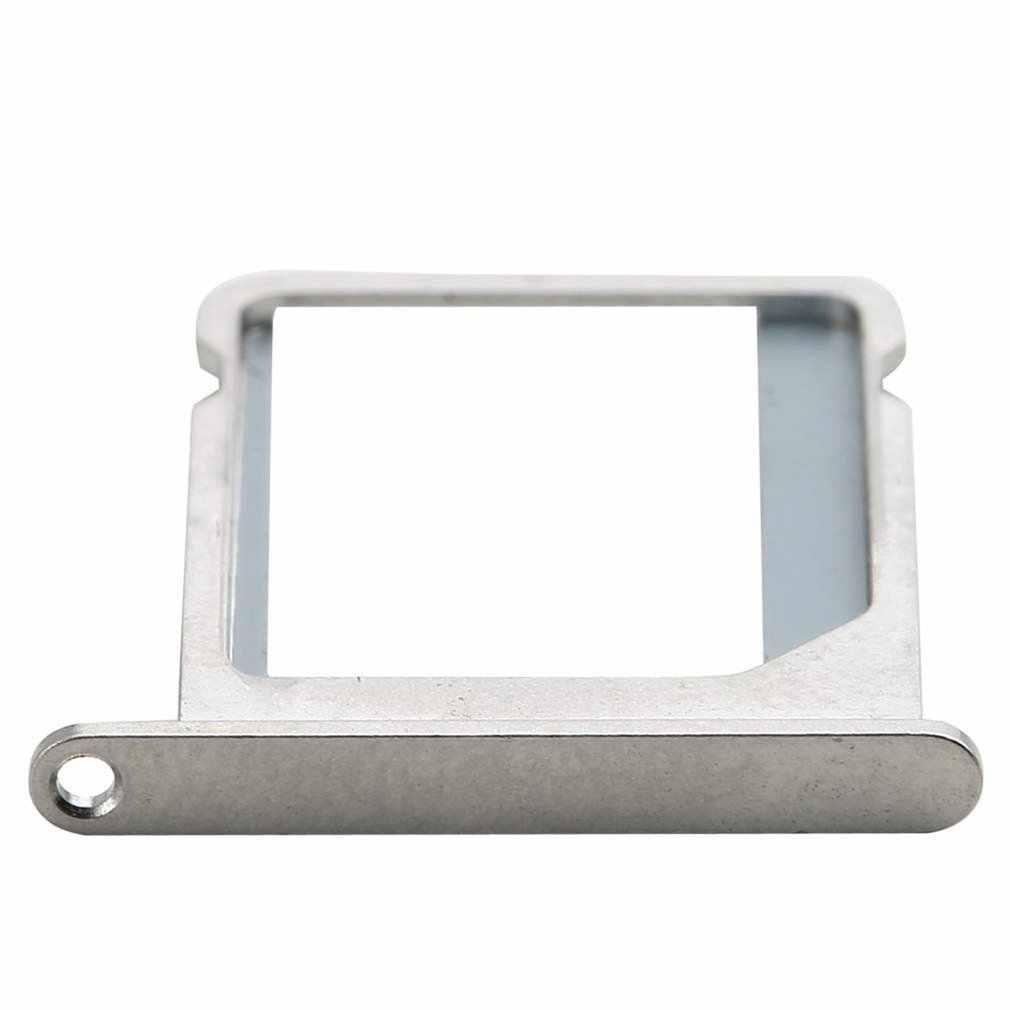 1 piezas Micro tarjeta SIM bandeja soporte ranura para reemplazo para Apple para iphone 4 4G 4S 4th