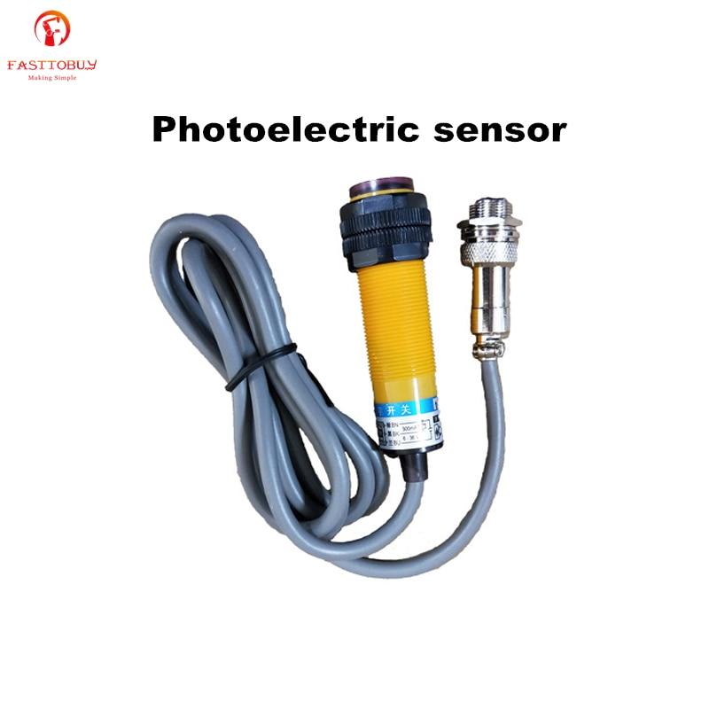 Inkjet Sensor,  Handheld Inkjet Printer Photoelectric Sensor For Special Line, Infrared 12V-24V