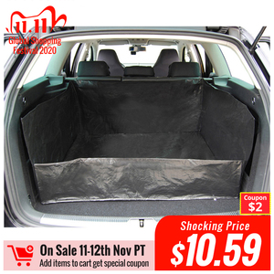 Image 1 - AUTOYOUTH estera de maletero de coche de lona de PE, forro impermeable, manta de protección de coche para una mayor limpieza en su coche