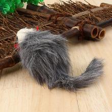 High Quality Pet Cat Toy Mouse Shape Fur Rabbit Mouse Cat Toy Catnip Pet Toys Best Gift cat supplies