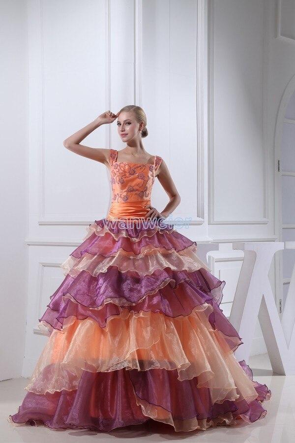 Бесплатная доставка; Новое поступление 2016 года; платья для девочек «dream» с маленьким шлейфом; свадебное платье на заказ; размер/цвет; свадебн