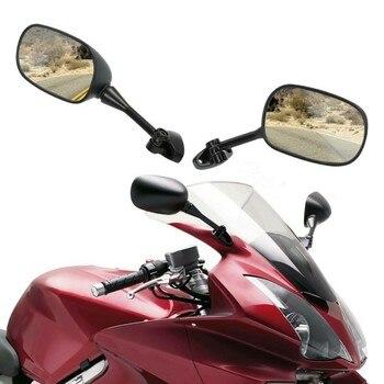 цена Motorcycle Rear View Mirror side mirrors for HONDA VFR800 VFR 800 2002-2008 2007 2006 2005 800 V-TEC Motorbike Accessories онлайн в 2017 году