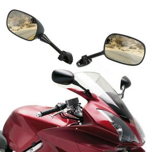 Motorcycle Rear View Mirror side mirrors for HONDA VFR800 VFR 800 2002-2008 2007 2006 2005 800 V-TEC Motorbike Accessories(China)