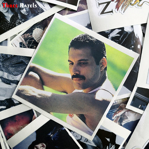 Three Ratels 25pcs Freddie Mercury funny PVC Scrapbooking for Car Luggage Laptop Decal Home Bedroom Diy Decoration