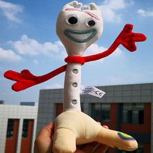 2019 Movie Toy Story Forky Soft Plush Stuffed Doll Figure Cartoon Toy Children Kids Gift B705 szfthrxdz 100% new original km3v6001cm b705 bga km3v6001cm b705