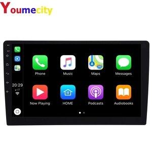 Image 3 - Восьмиядерный автомобильный DVD мультимедийный плеер Android 9,0 Gps для Nissan Juke Qashqai Almera x trail Note X TRAIL 2Din универсальный