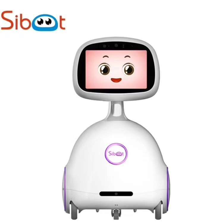 Voice robot educational robot for kids Mandarin Chinese learning assistant entertainment accompany smart robot 2