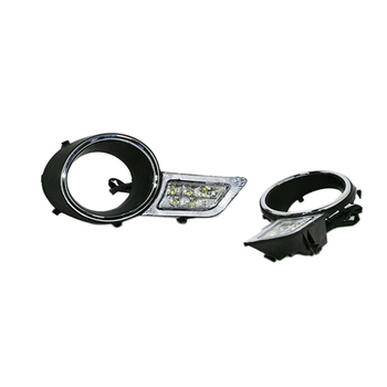 LED DRL Daytime Running Lights Daylight Fog Lamp for Toyota Highlander 09-11