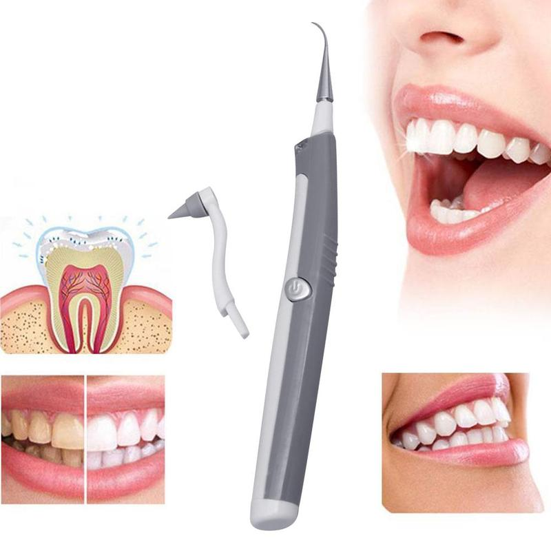 Dental Tool Electric Ultrasonic Tooth Stain Eraser Plaque Remover Teeth Whitening Dental Cleaning Scaler Tooth Odontologia Tool