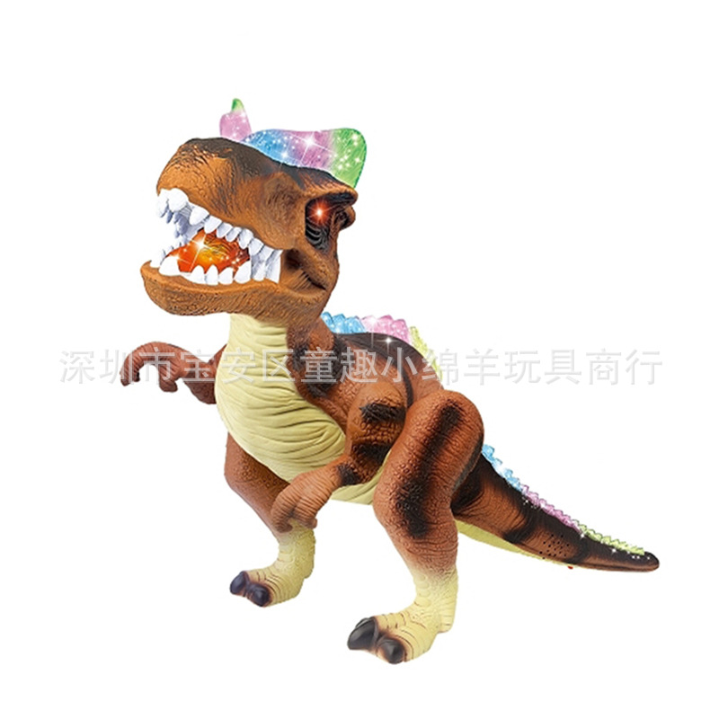 CHILDREN'S Electric Toys Remote Control Simulated Animal Dinosaur Crocodile Will Walk Boys And Girls 3-8 A Year Of Age