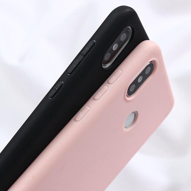 Pink Lovers Soft TPU Case For Xiaomi Mi Redmi Note 9 7 8 Lite 6 5 10 K30 K20 Pro Max 4X 8A 8T A3 9 8 Pro Lite SE S2 F1 Case Capa 2