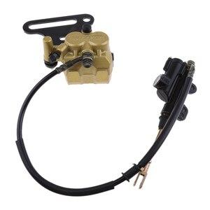Hydraulic Rear Disc Brake Mast