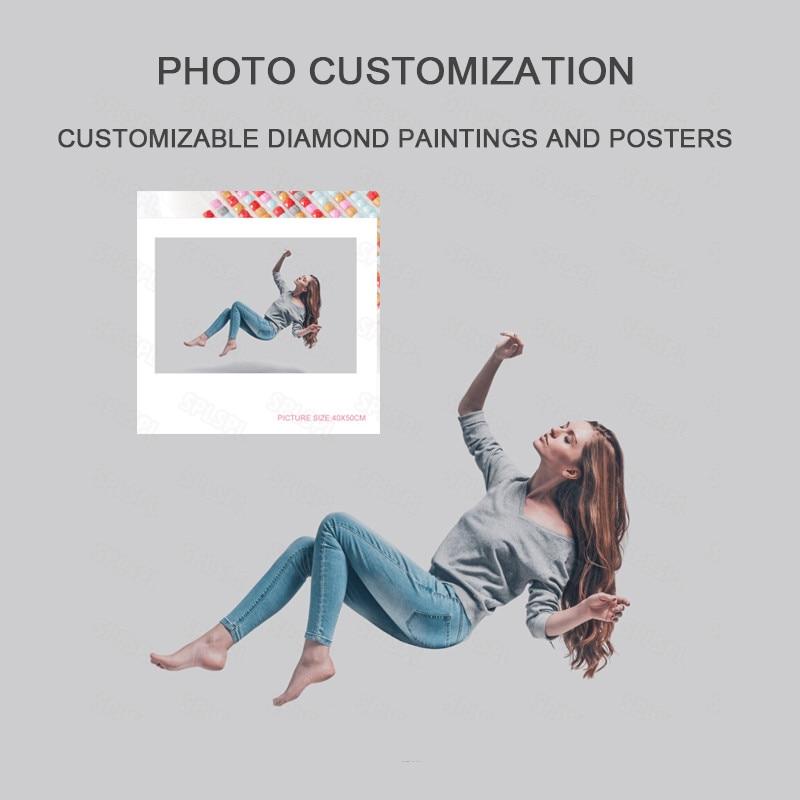 Алмазная живопись «сделай сам», картина на заказ, теплый семейный портрет, семейный портрет, одноклассники, подвесная картина, декоративная...