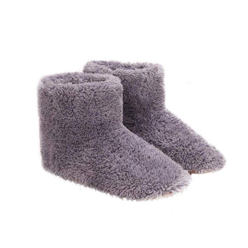 Теплые сланцы с USB подогревом; теплые сланцы; Теплая обувь для ухода за ногами; теплая зимняя обувь с подогревом; теплые стельки; 5 В; Нагреват...
