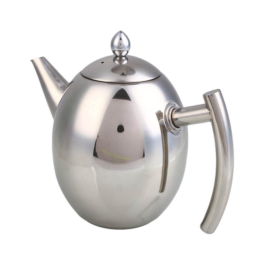 Tea Kettle Coffee Makers Multifunction 1.5L/1L Stainless Steel Kitchenware Filter Barware