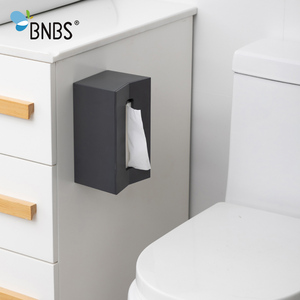 Image 3 - BNBS Kitchen tissue box Cover Napkin Holder For Paper Towels Boxes For Napkins Tissue Dispenser Wall Mounted Container For Paper