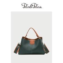 FELIX&FELICIA Brand PU leather shoulder bags for women 2019 luxury handbags women crossbody bags designer ladies messenger tote