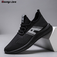 2020 Men Sneakers Men Casual Shoes Brand Men Shoes Male Mesh Flats Plus Size Loafers Fashion Breathable Anti-Slip Shoes new summer genuine leather slip on shoes men casual breathable mesh shoes men loafers mens sneakers casual loafers men footwear