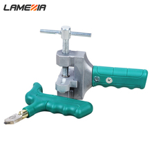 LAMEZIA Glass Ceramic Tile To Open The Device Open Brick Bye Bye Films For Edge Clamp Glass Cutting Knife Pliers Separator