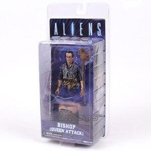 Image 3 - ALIENS NECA figura de acción de Hidden Queen Attack, modelo de juguete en PVC, colección de figuras de acción