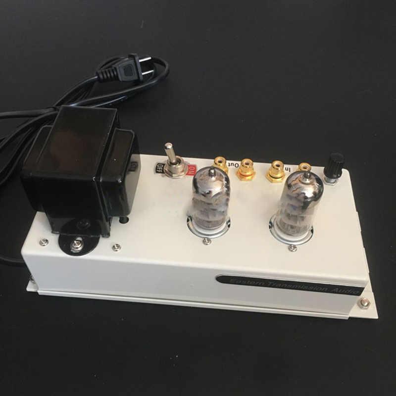 HiFi אודיו מעגל SRPP Preamp שסתום 6N3/5670 צינור Preamp מרה מגבר סטריאו אודיו מגבר צינור