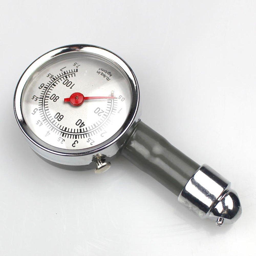 Car Tire Pressure Gauge High-precision Multi-Function Tire Pressure Gauge Meter Deflatable Vehicle Tools