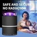 Светодиодный комаров убийца USB лампа защиты от 5V УФ ночной Светильник USB ловушка для комаров Фонари Светодиодный лампа защиты от ночной Свет...