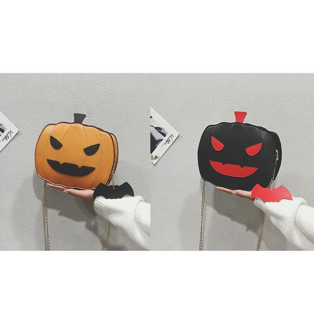 Pumpkin Bag 2 Colors 1
