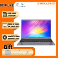 Ноутбук Teclast F7 Plus 2, 14,1 дюйма, 8 + 256 ГБ, full HD1920 x 1080, Intel Gemini Lake N4100, Windows 10
