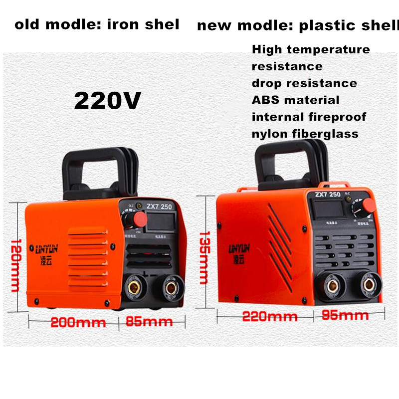 Best Price Zx7 Series DC Inverter ARC Welder 220V IGBT MMA Welding Machine 250 Amp