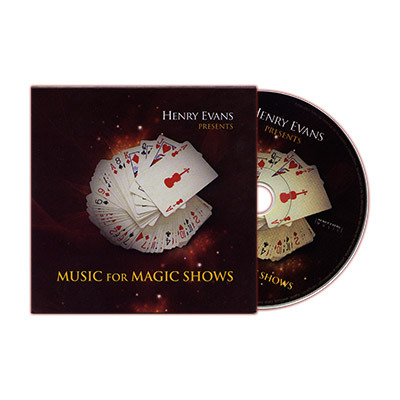 Music For Magic Shows By Henry Evans - Magic Tricks