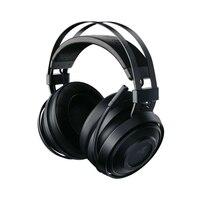 Razer Nari Essential Wireless Gaming Headset Headphone Earphone THX Spatial Audio Cooling Gel Infused Cushions 2.4GHz Wireless