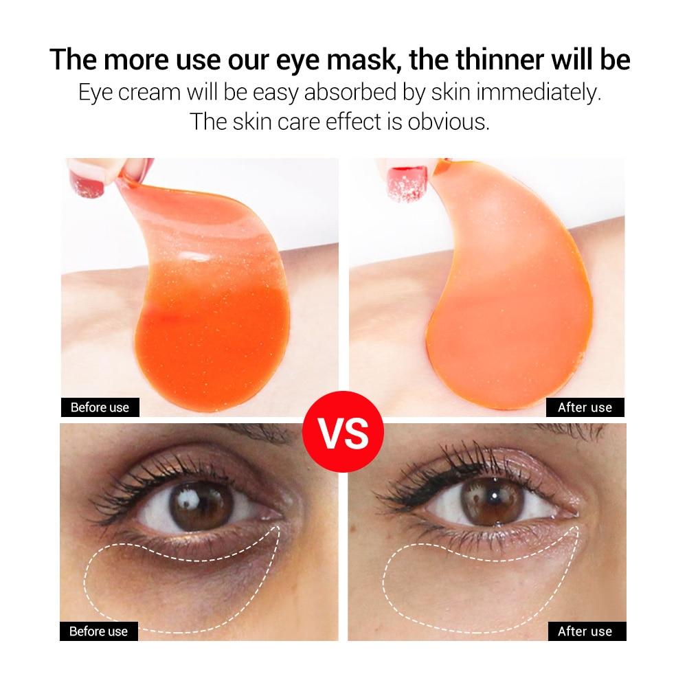 LANBENA Eye Mask Collagen Eye Patch Skin Care Hyaluronic Acid Gel Moisturizing Retinol Anti Aging Remove Dark Circles Eye Bag-1