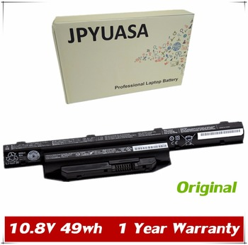 7XINbox 10.8V 49Wh Original FPCBP405 Laptop Battery For Fujitsu AH564 AH544 E744 FPCBP404 FPCBP416 FPCBP434 FPCBP426 FMVNBP229