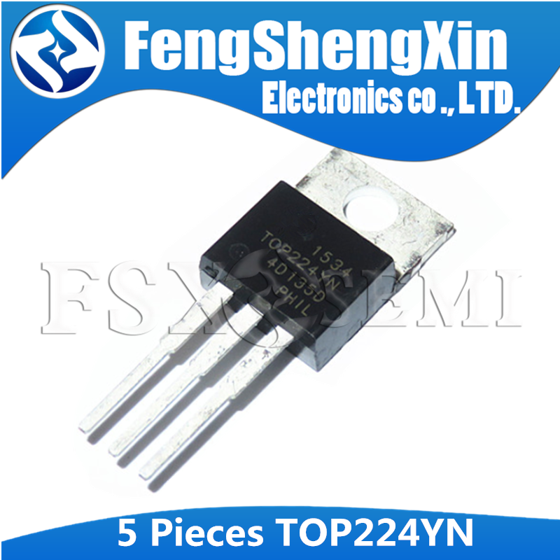 TOP227Y TO-220,Three-terminal POWER Off-line PWM Switch