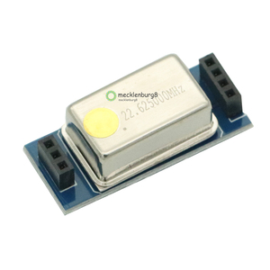 Image 3 - 22.625 MHz 0.5PPM gecompenseerd kristal componenten TCXO module TCXO 9 voor FT 817/857/897