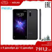 Smartphone MEIZU Nota 8 4 GB + 64 GB macchina fotografica di SONY IMX 362 Android 8.0 dual SIM doppia fotocamera auto messa a fuoco di 3600 MA/garanzia