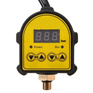 Image 2 - Digital Automatic Air Pump Water Oil Compressor Pressure Controller Switch For Water Pump On/Off Au Plug