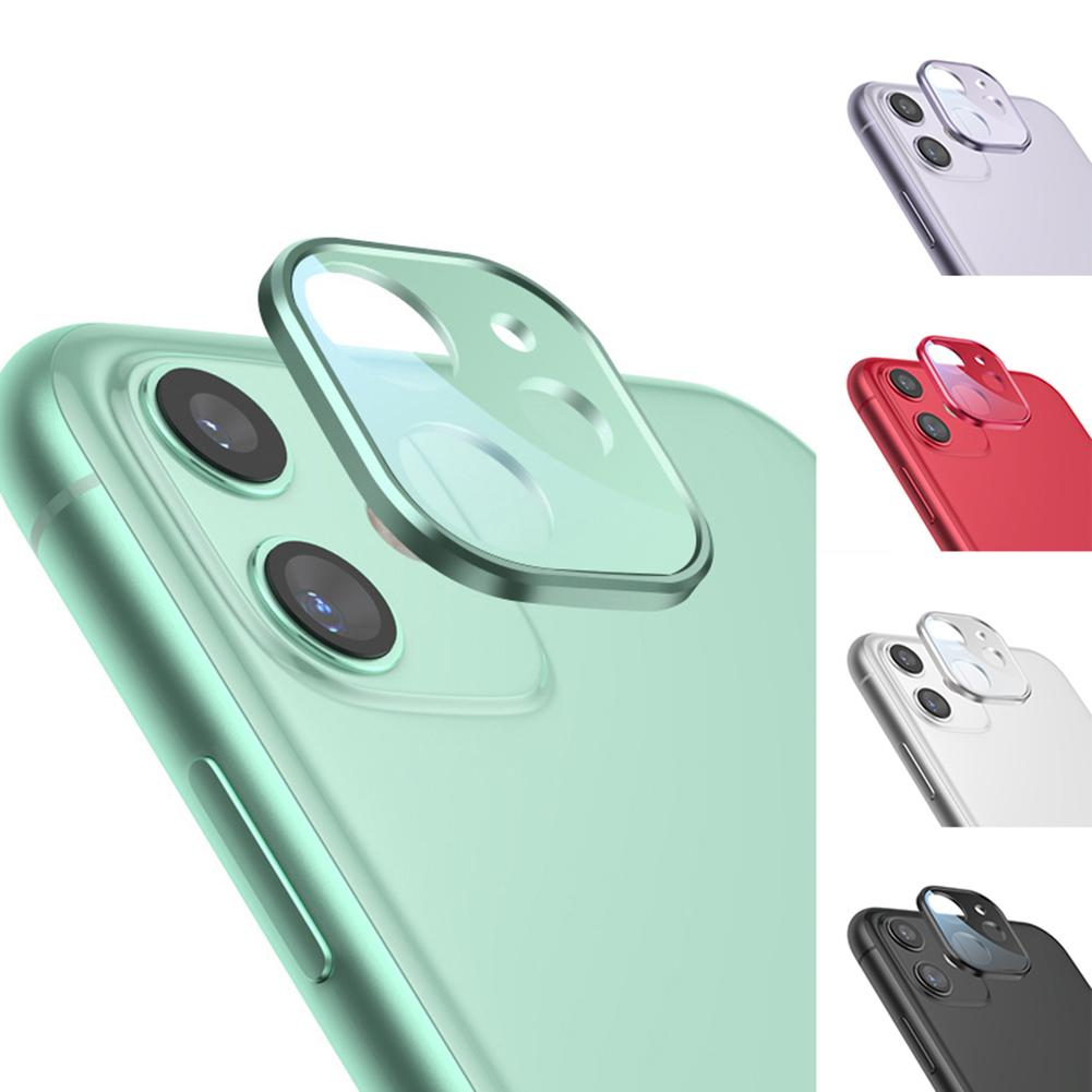 Yuanlin Dust-proof Phone Rear Camera Lens Protective Film Cover Screen Protectors For IPhone 11 11 Pro 11 Pro Max 카메라 렌즈 커버