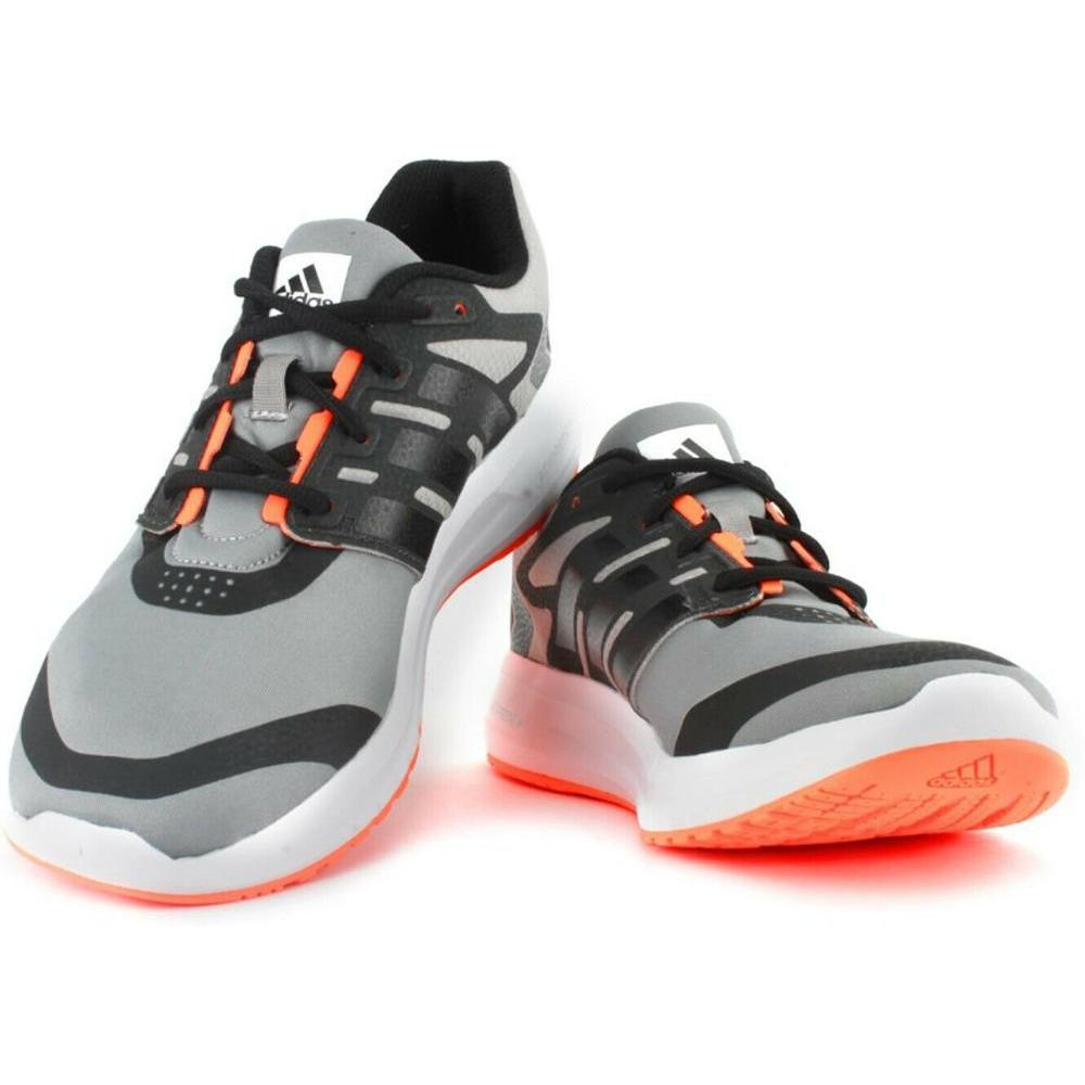 Adidas sneakers Running Brevard M B33543 (Black/greys/Orange)