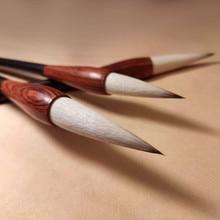 High quality Chinese brush pen maobi art brushes pens for writing painting pen natural hair calligraphy big brush 1pc