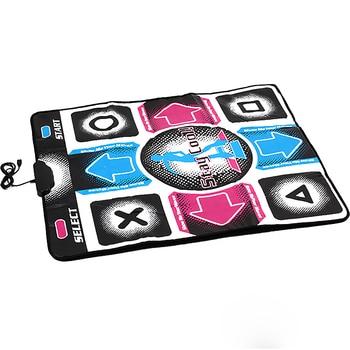Alfombrillas de baile de alfombra, juego inalámbrico de 11mm con sensor de...