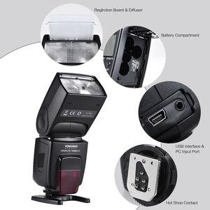 Image 4 - Yongnuo YN568EX III YN568 EX III Không Dây TTL HSS Đèn Flash Cho Canon EOS 1100D 650D 600D 700D Cho Nikon D800 d750 D7100