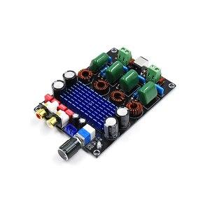 Image 3 - Kyyslb 12 24 v 고전력 100 w * 2 tpa3116d2 디지털 전력 증폭기 보드 XH M590 홈 오디오 증폭기 보드 스테레오 음질