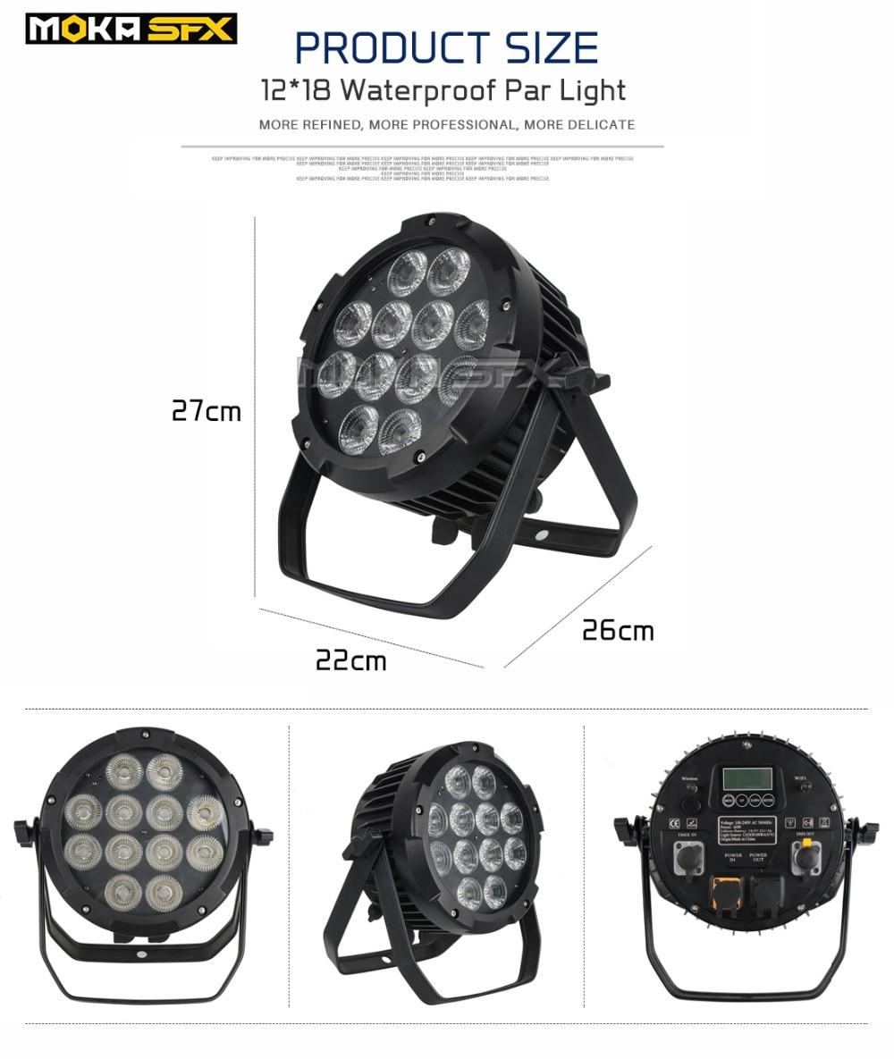 Par Light DMX