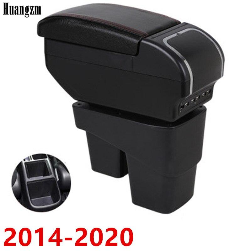 Подлокотник для Honda Fit Jazz 2014-2020 2015 2016 2017 2018 2019